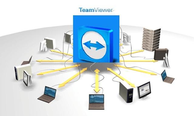 Программа TeamViewer12