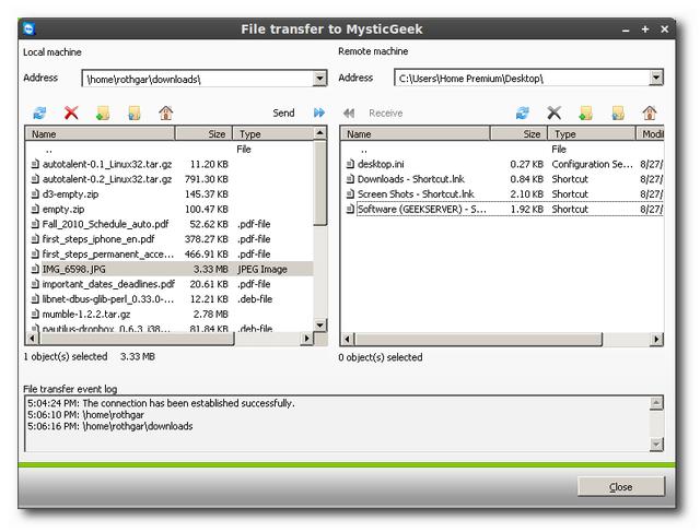 Team_viewer передача файлов