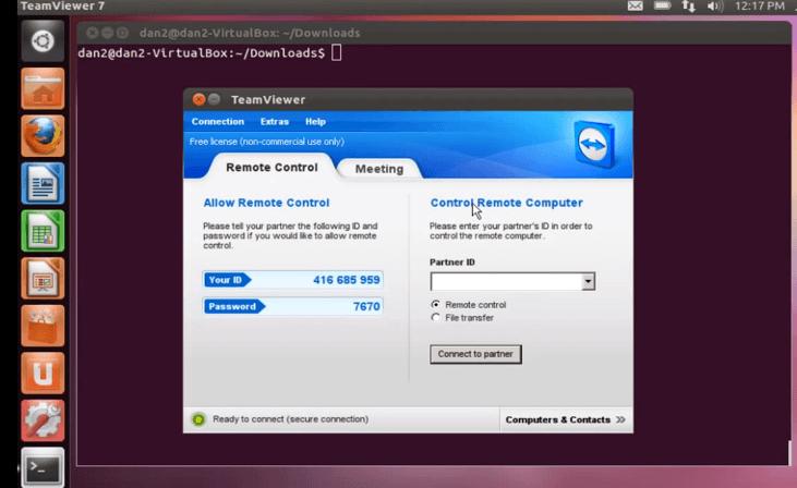 TeamViewer Linux