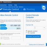 Скачать и установить TeamViewer для Линукс