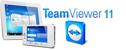 TeamViewer11 logo